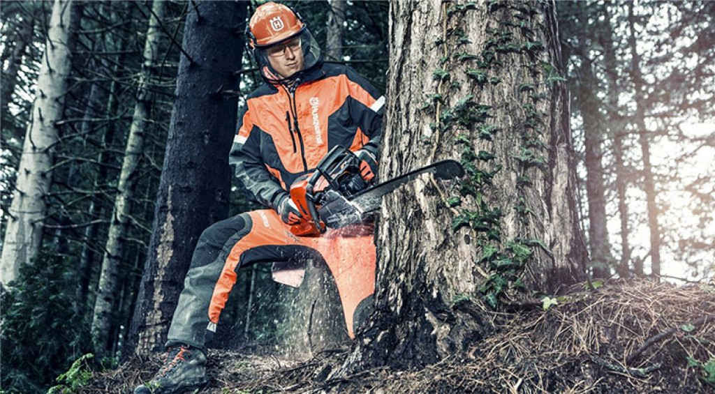 Chainsaw Safety Gear X