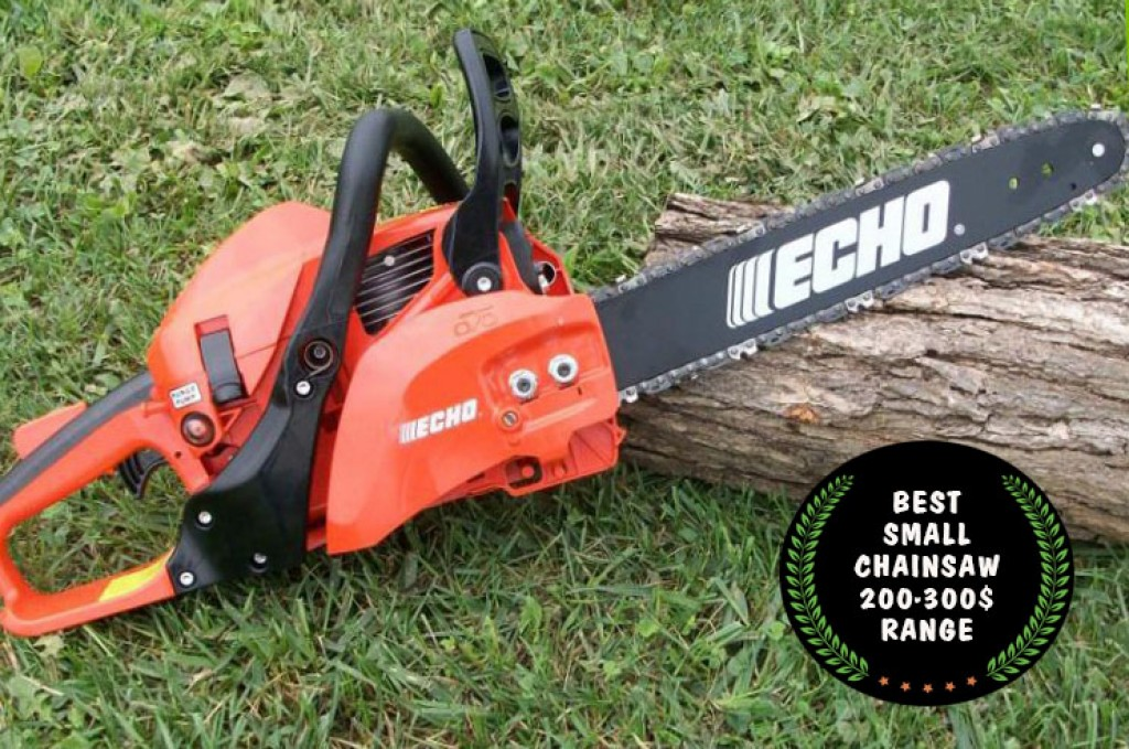 best Small Gas Chainsaw No.1: Echo CS-352