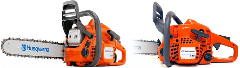 Best Gas Chainsaw for the Money No.3: Husqvarna 440E