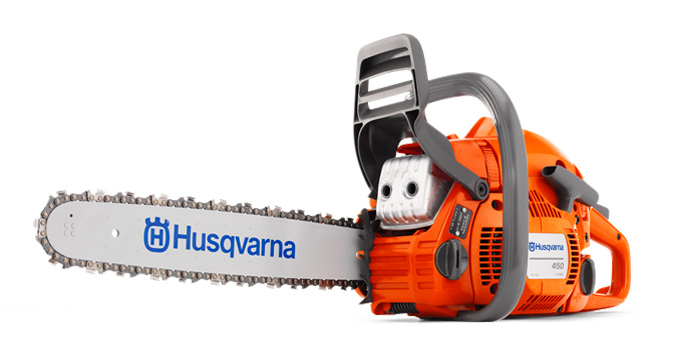 Husqvarna 450 Review