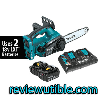 Best Small Chainsaw No.5: Makita XCU02PT