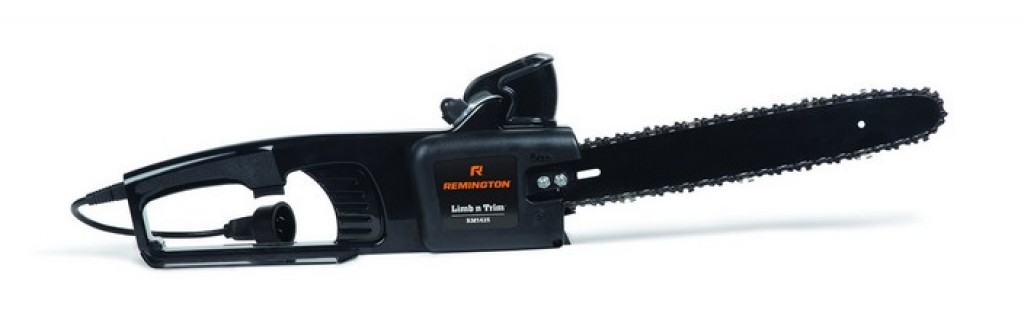 Best Small Chainsaw No.4: Remington RM1425 Limb N Trim