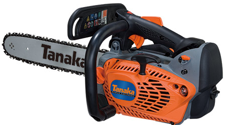 Best Small Gas Chainsaw No.6: Tanaka TCS33EDTP