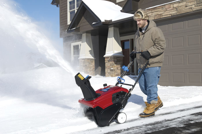 Best Small Electric Snow Blower : Top rated snow throwers best electric blower
