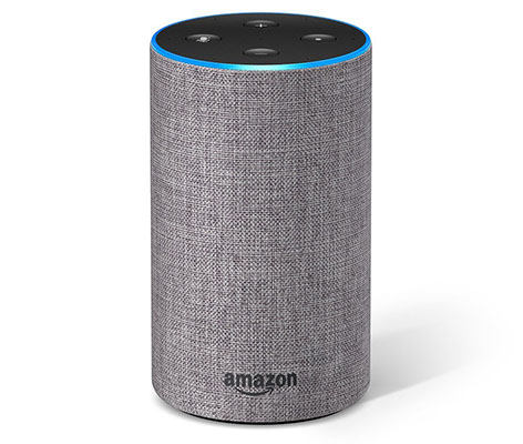 Best Vday Gifts for Her No.2:. Amazon All-new Echo Speaker
