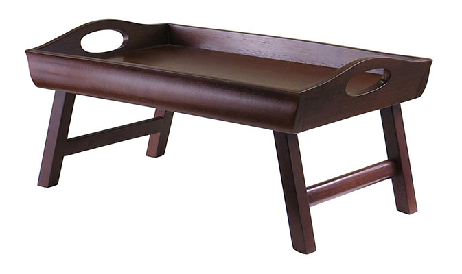 Best Vday Gifts for Her No.9: Winsome Wood Sedona Bed Tray