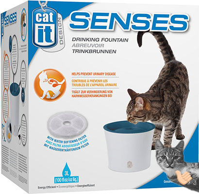 Cat Gifts for Cat Lovers No.6: Catit Design Senses Fountain