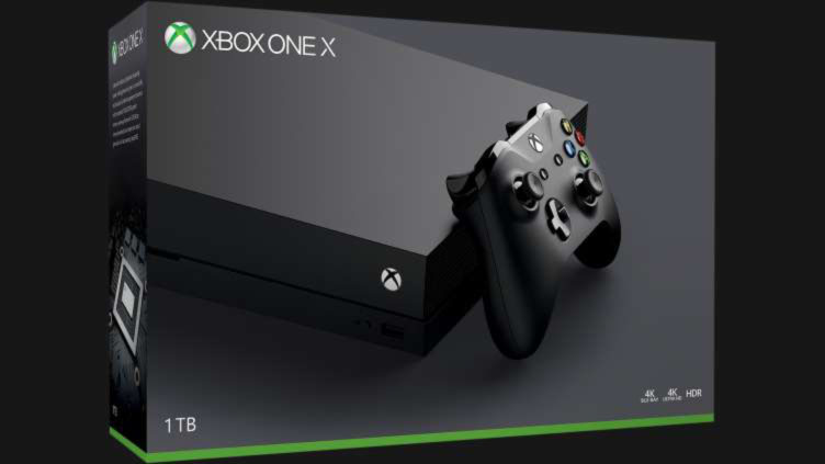 Best Vday Gift for Him No.1: Xbox One X