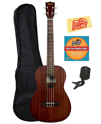 Best Ukulele for the Money No.6: Kala KAA-15B