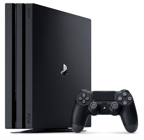 Best Vday Gift for Him No.2: Playstation 4 Pro