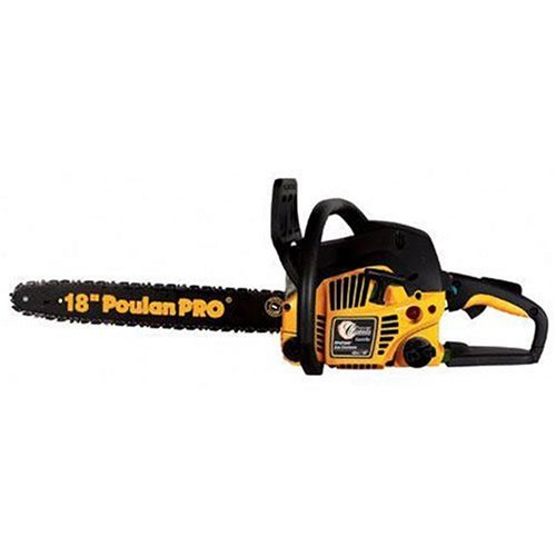 Best 18-Inch Chainsaw No.6: Poulan Pro PP4218AVX