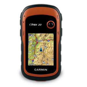 Best Hiking GPS No.1: Garmin eTrex 20x |Best GPS for hiking and biking - Editor's Choice