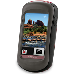 Best Hiking GPS No.4: Garmin Oregon 550T