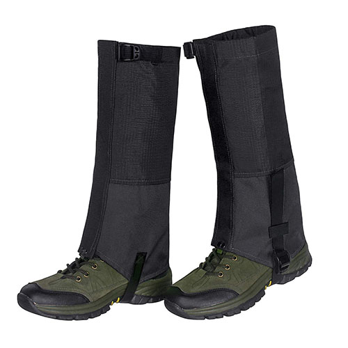 Waterproof Gaiters for Outdoor Hiking Walking Hunting and Climbing Mountain