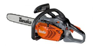 Best Top Handle Chainsaw Number Two: Tanaka TCS33EDTP
