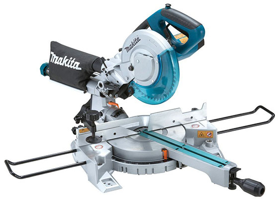 Best Sliding Compound Miter Saw No.2: Makita LS0815F