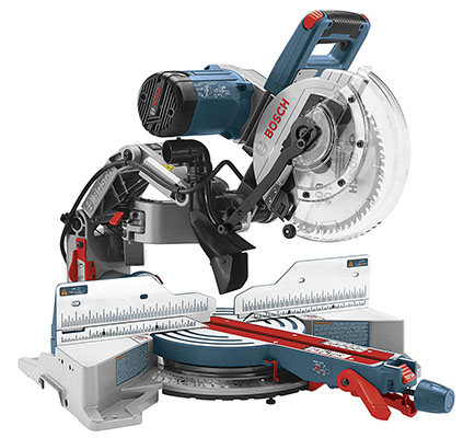 Best Sliding Compound Miter Saw No.3: Bosch CM10GD 10-Inch