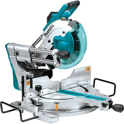 Best Sliding Compound Miter Saw No.7: Makita LS1019L 10-Inch