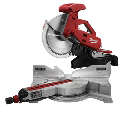 Best Sliding Compound Miter Saw No.5: Milwaukee 6955-20