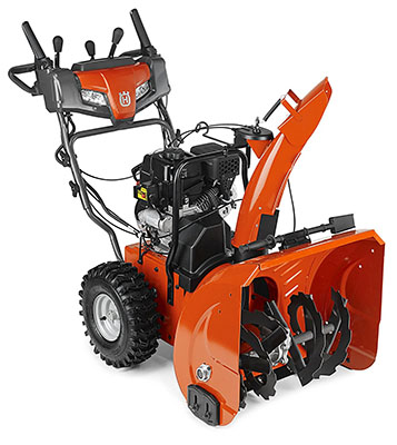 Best Self-Propelled Snow Blower No.5: Husqvarna ST224