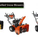 Post Image: Best Self-Propelled Snow Blowers