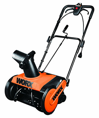 Best Snow Blower on the Market No.4: Worx WG650