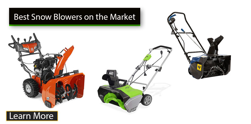 Post Image: Best Snow Blowers on the Market