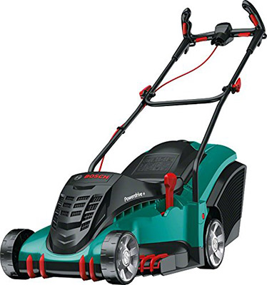 Best Electric Lawn Mower in the UK No.2: Bosch Rotak 40 Ergoflex