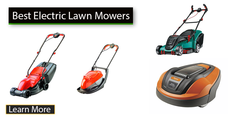 Post Cover: Best Electric Lawn Mower UK - 2018
